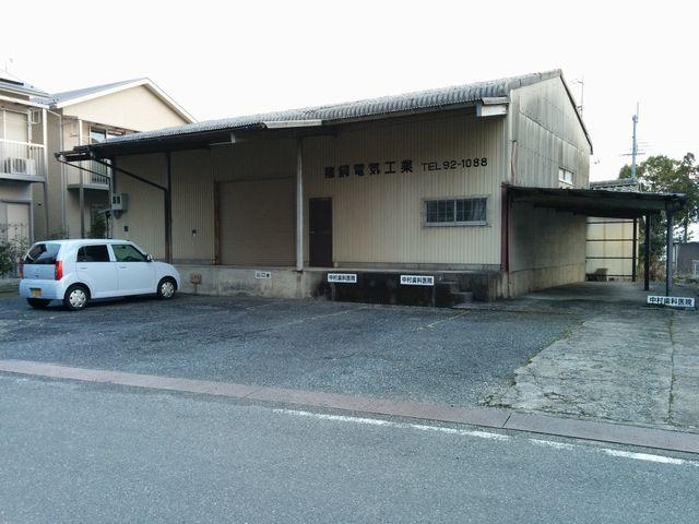 中村歯科医院の駐車場