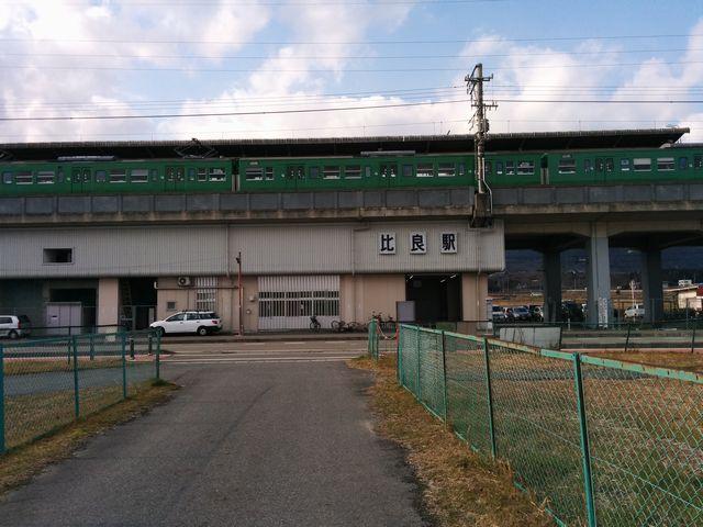 JR湖西線 比良駅
