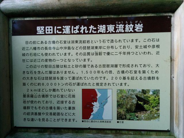 春日山公園の古墳と石室